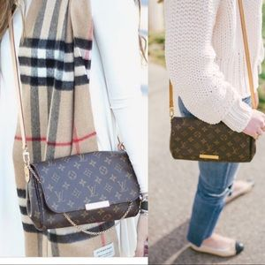 ❤️FAVORITE MM LOUIS VUITTON CROSSBODY